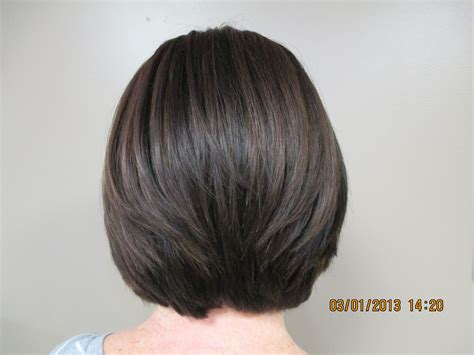 Concave Bob Hairstyles Back View.html