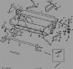31 John Deere 1209 Mower Conditioner Parts Diagram