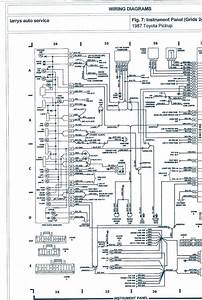 22re Engine Wiring Harness Diagram