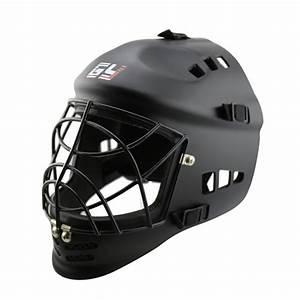 pe inner floor ball helmet sports field hockey helmet with With floor hockey helmet