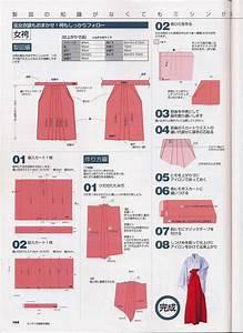DIY: Hakama selber nähen. Nähanleitung auf Japanisch für ...