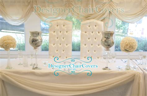 Table And Chair Hire For Weddings luxury throne chairs for sweetheart table