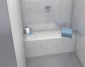 Bank Für Dusche : duschsitz f r fliesen bank wedi sanoasa 1 wedi 90x38 cm 900 x 380 mm ~ Michelbontemps.com Haus und Dekorationen