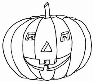 Citrouille Halloween Dessin : coloriage halloween citrouille le blog de ludovica ~ Melissatoandfro.com Idées de Décoration