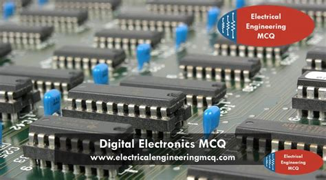 Digital Electronics MCQ [Questions with Answers ...