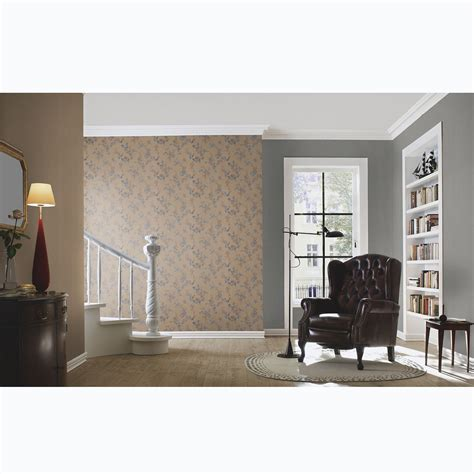 schallschutzmatten für wände emilia blumenmuster bl 252 ten tapete rollen metallisch dunkel gold rasch 501568 ebay