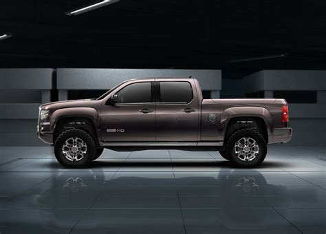 2019 Gmc Sierra All Terrain Hd Concept  Car Photos