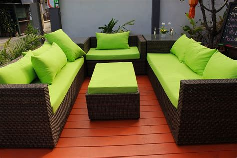 how to clean your patio cushions my honeys place