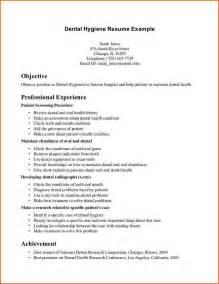 dental assistant resume template word objective dental hygienist resume template free for microsoft word dental hygienist