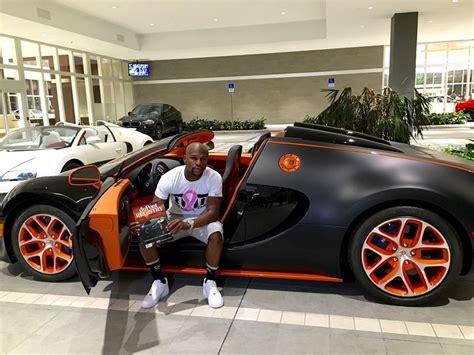 Bugatti parece ser la marca favorita de los reggaetoneros caribeños, tales como anuel aa, bad bunny y el alfa. Floyd Mayweather's luxury car collection now worth $19 million
