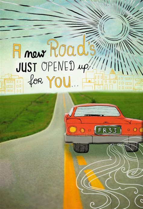 Red Car Driver's License Congratulations Card - Greeting ...