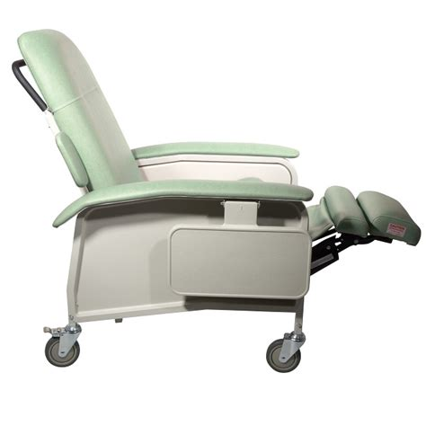 Clinical Care Geri Chair Recliner by Drive 4 Position Clinical Care Recliner Drive