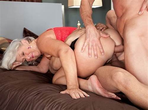 British Old Double Penetrated #Granny #Dp