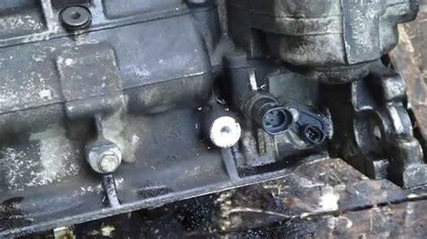replace gm ecotech engine oil sensor youtube