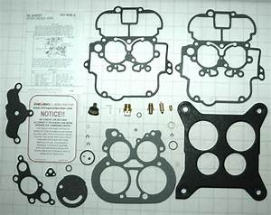 1975 78 Carb Kit 460 U0026quot  Engine Ford Lincoln Motorcraft 4350