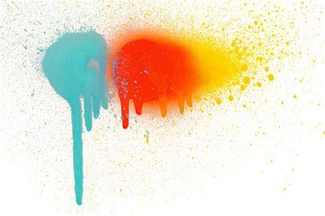 Spray Paint - Types of artist paint