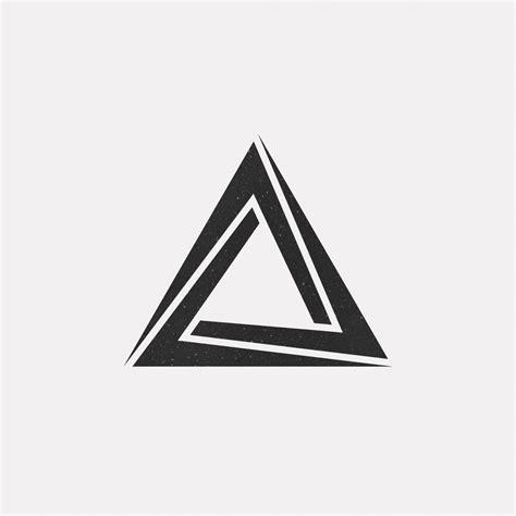 geometric triangle design daily minimal prints patterns geometric minimalism pinterest geometric designs