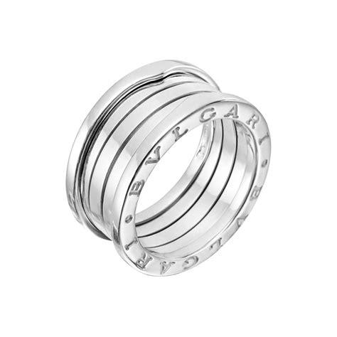 bvlgari bulgari b zero 1 18k white gold 1 band ring size deal of the day bulgari b zero1 rings jewels du jour