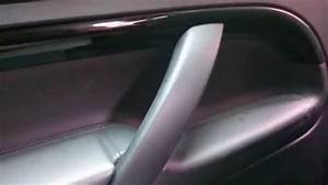 Skoda Superb Mk1 Door Handle Trim Removal