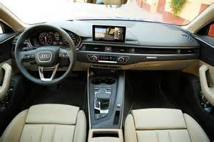 photos audi a4 2 0 tfsi s line interieur exterieur 233 e 2015 berline