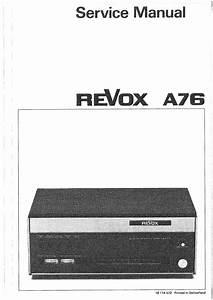 Revox A76