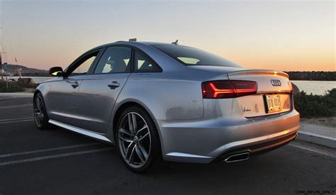 2017 Audi A6 Sedan 30t Exterior 9