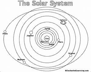 Solar System Black And White Clipart (page 2) - Pics about ...