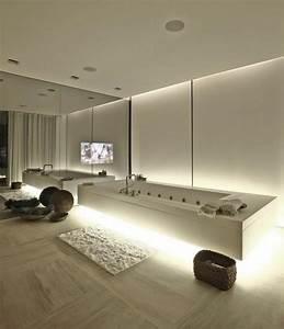 Salle de bain de luxe en styles variés conseils et photos
