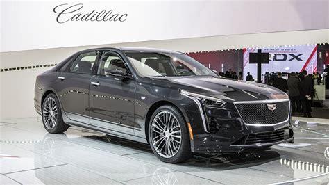 2020 Cadillac Escalade Vsport by 2019 Cadillac Ct6 V Sport New York 2018 Autoblog 日本版