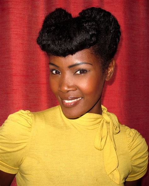 1950s Black Hairstyles by 151 Best Images About 1950 S Hairstyles On