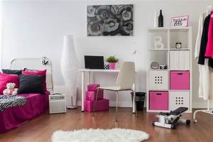 idee deco petite chambre ado fille kirafes With idees chambre ado fille