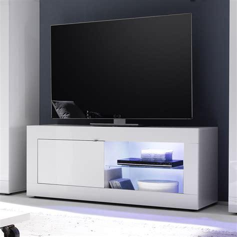 meuble tv 140 cm meuble tele blanc laque meuble tv blanc laqu 233 design banc tv