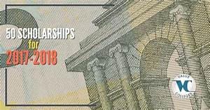 Apply Now: 50+ College Scholarships for 2017-2018 School ...
