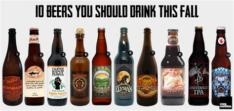 Dogfish Head Pumpkin Ale by 10 Beers You Should Drink This Fall Cool Material