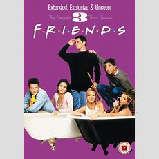 Friends  Season 3 Dvd Zavvi