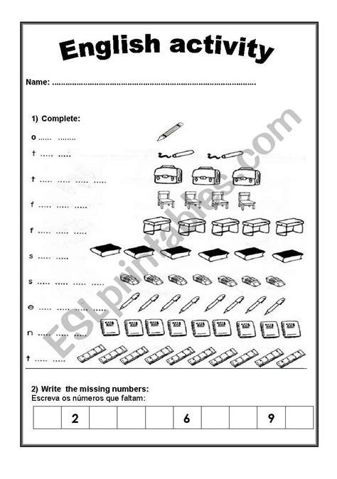 english activity esl worksheet  teacher drica