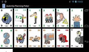 autentia planning poker android apps on google play With planning poker cards template