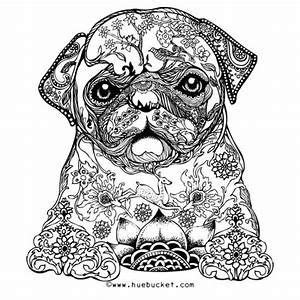 printable dog coloring pages   hard yahoo image