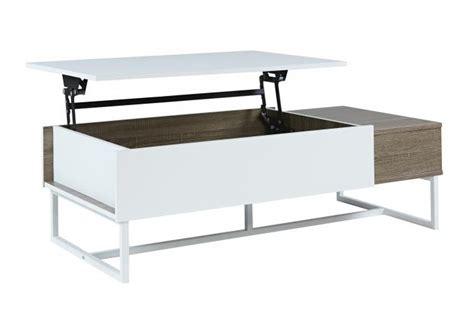 table basse avec plateau relevable pas cher maison design hosnya