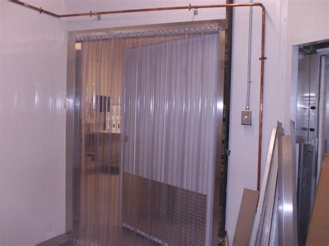 Vinyl Strip Door Curtain 168