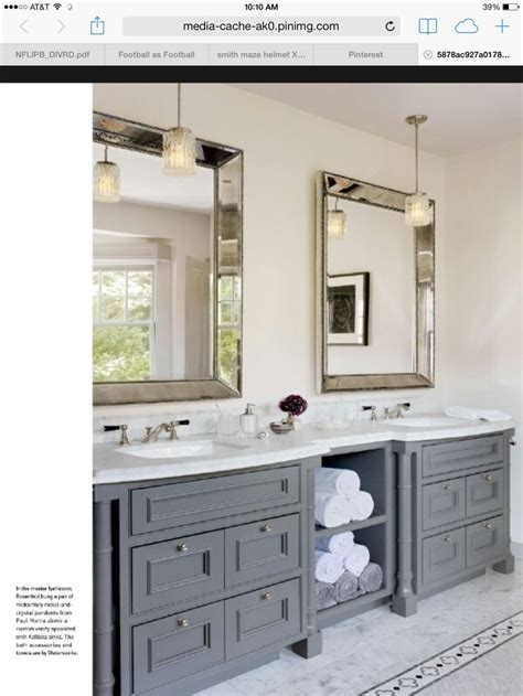 Ideas For Bathroom Mirrors by 25 Best Ideas About Bathroom Mirrors On