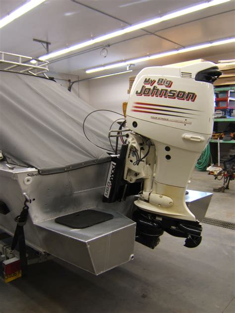 Boat Pods For Sale floatation pods help 19 foot boat draft less the