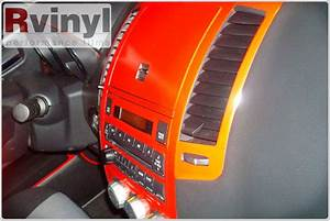 Dash Kit Decal Auto Interior Trim For Nissan Altima 2005