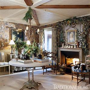 Charles Faudree39s Country Cabin Traditional Home