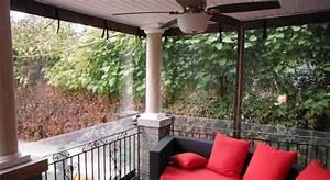 rideaux extrieur pour terrasse stunning paravent stores With superb rideau exterieur pour pergola 10 cintrage corniares