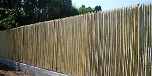 Idee De Cloture Pas Cher : cloture bois design foyer extrieur u conseils de et ~ Premium-room.com Idées de Décoration