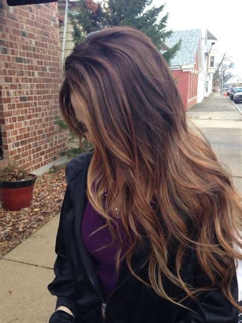 Haarkleur ombre