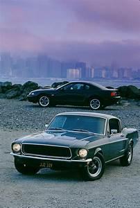 1968 Ford Mustang Fastback GT390--Bullitt