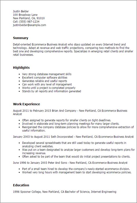 business resume templates to impress any employer livecareer