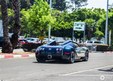 Bugatti Veyron 164 Grand Sport Sang Bleu 12 September